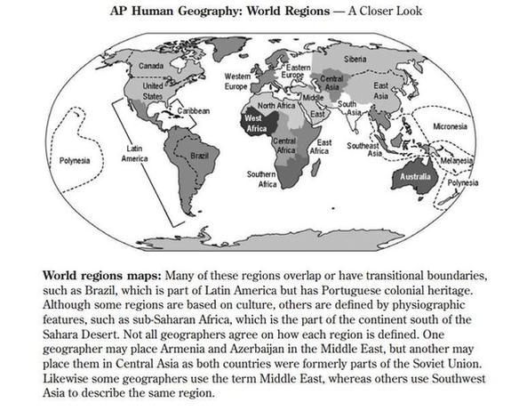 The five major geographical regions in ap world history video lesson ap world history world regions closer look regions quiz regions quiz gumiabroncs Image collections